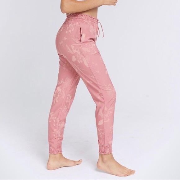 Spiritual Gangster Unity Jogger Pink Dusty Rose